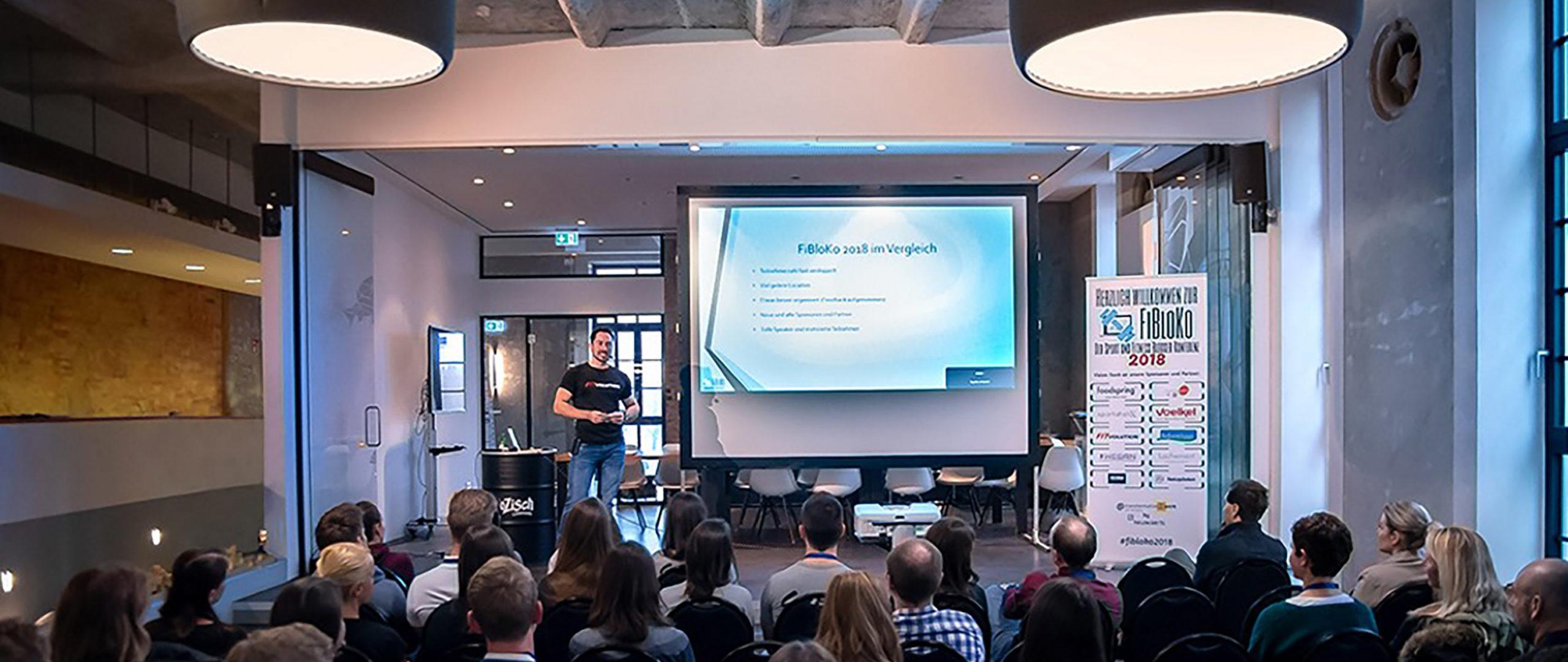 FiBloKo die Sport und Fitness Blogger Konferenz