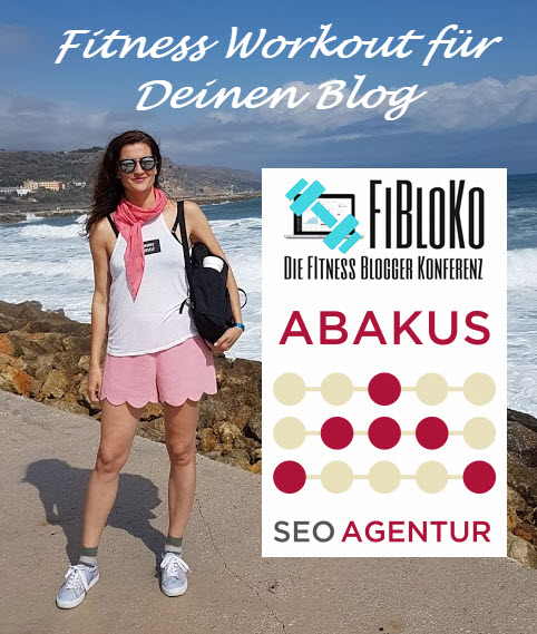 Anna Pianka SEO-Fitnesstrainerin für Deinen Blog