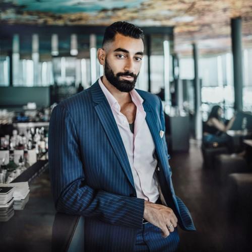 Pedram Parsaian im Podcast Interview