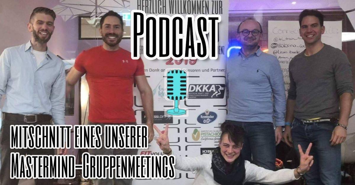 FiBloKo Podcast aus unserer Mastrmind-Session