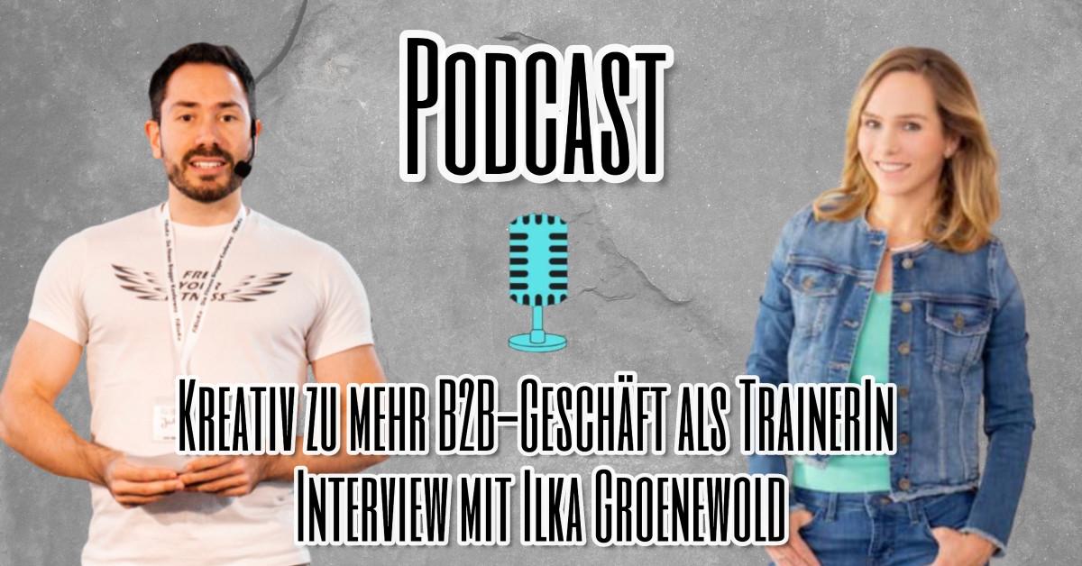 Interview mit Ilka Groenewold