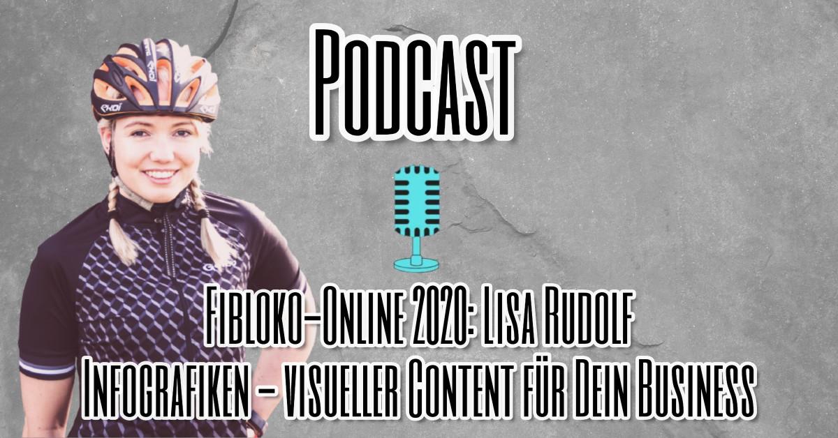 Fibloko-Online 2020 - Lisa Rudolf Infografiken - visueller Content für Dein Business